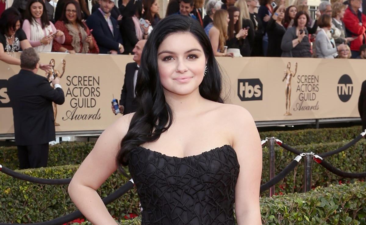 Ariel Winter, short, Modern Family,