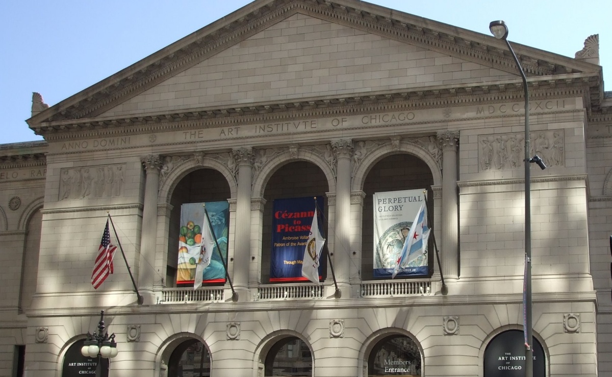 Art Institute de Chicago, recorrido virtual, museo,
