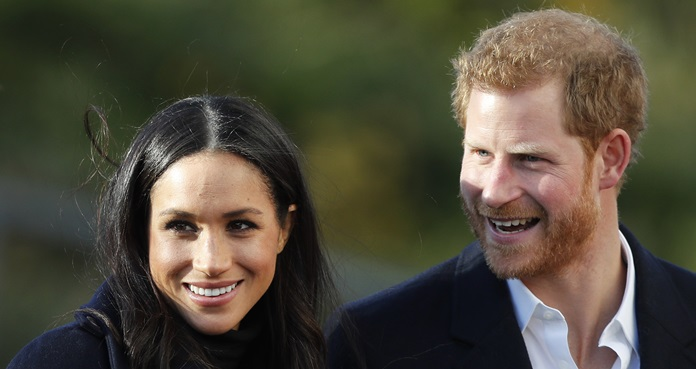Meghan Markle y príncipe Harry/duques de Sussex