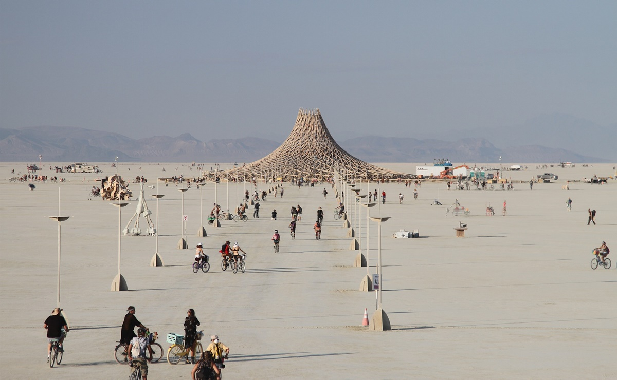 Burning Man, Nevada, coronavirus,