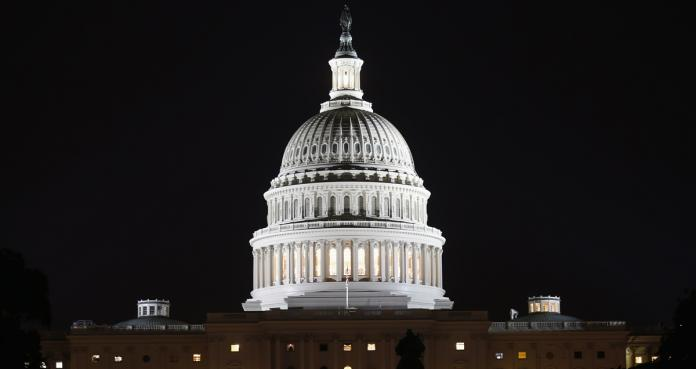 Capitolio, Washington DC, tour nocturno,