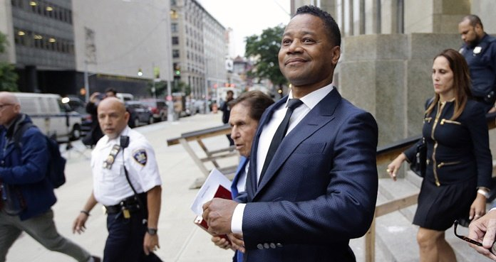 El actor Cuba Gooding Jr