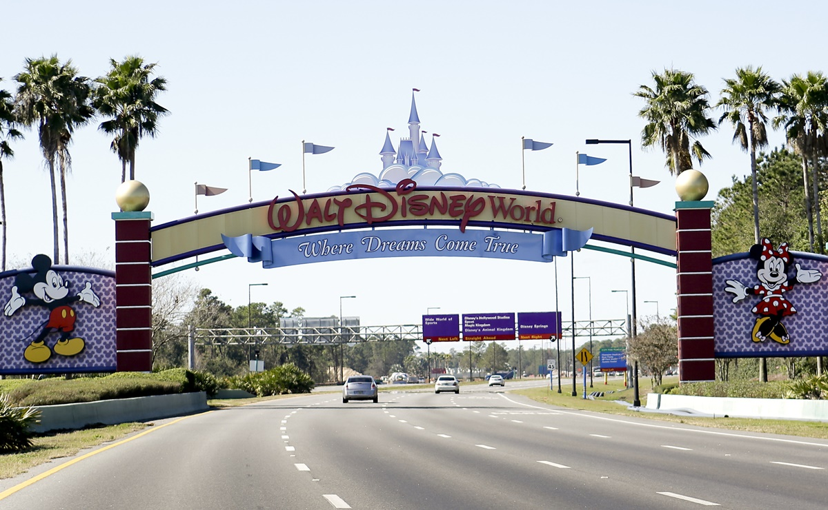 Walt Disney World, Florida, Orlando, atracciones 2020
