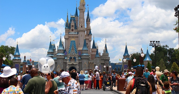 Disney, Castillo de cenicienta,