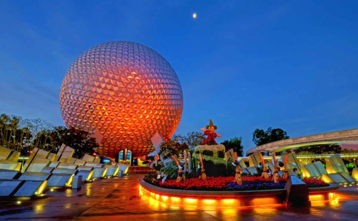 Epcot, Walt Disney World atracciones
