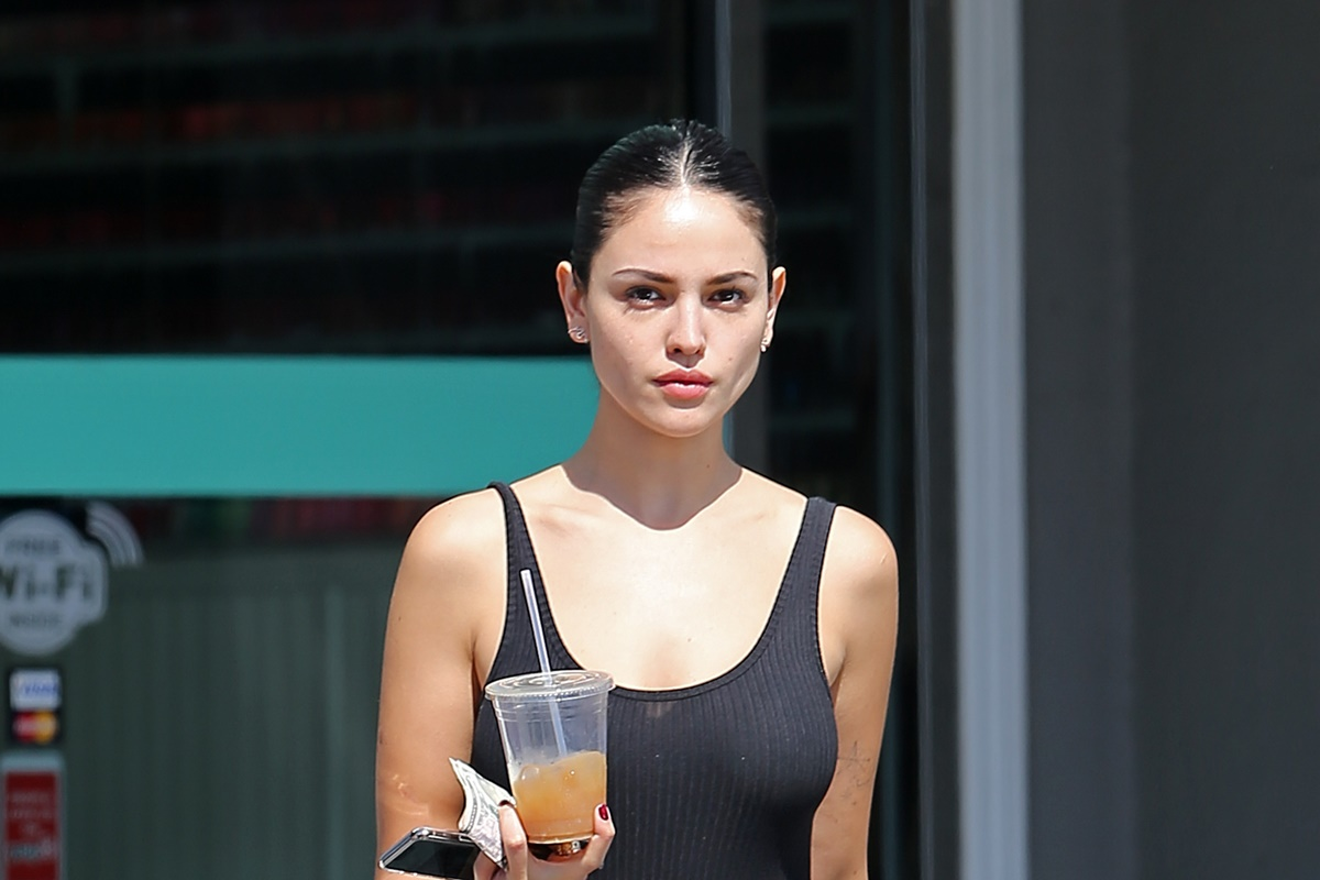 Eiza González en West Hollywood