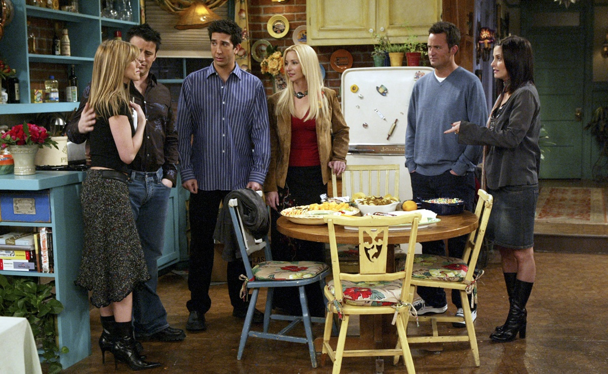 Pagan $1000 dólares por ver estas temporadas de 'Friends'