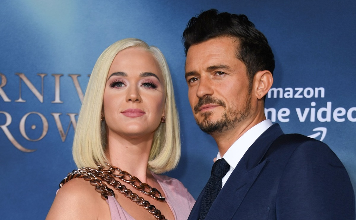 Katy Perry, Orlando Bloom, embarazo,