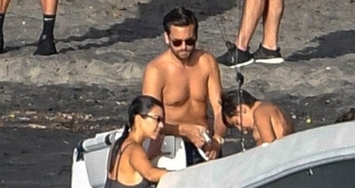 Kourtney Kardashian, Scott Disick, Costa Rica,