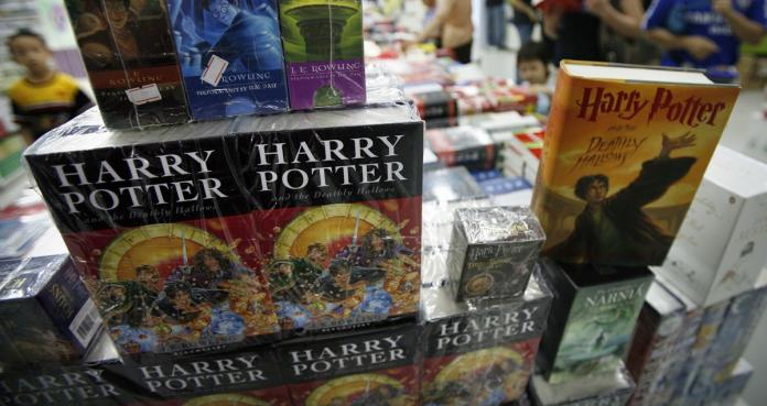 libros de Harry Potter, Harry Potter,