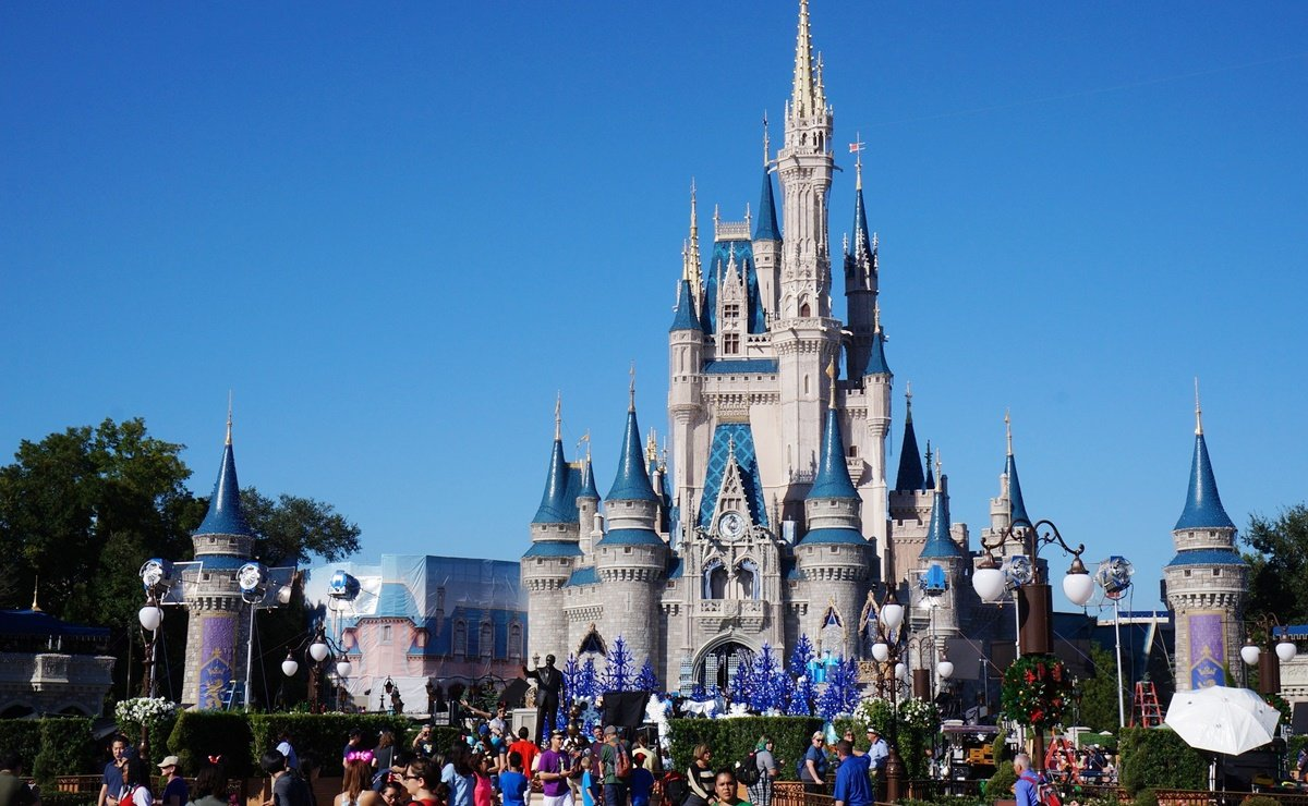 Magic Kingdom, en Disney World, el mejor parque temático del mundo