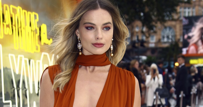 Margot Robbie, Once Upon a Time in Hollywood,