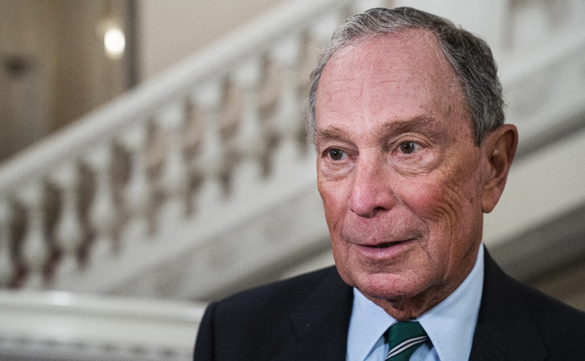 Mike Bloomberg y el voto latino