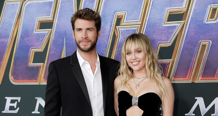 Miley Cyrus, Liam Hemsworth, Avengers: Endgame,