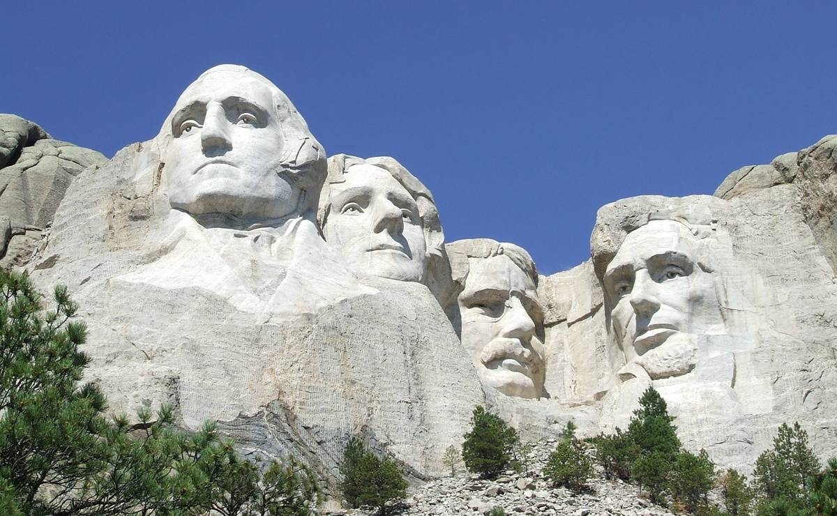 Monte Rushmore, tour virtual, Dakota del Sur,