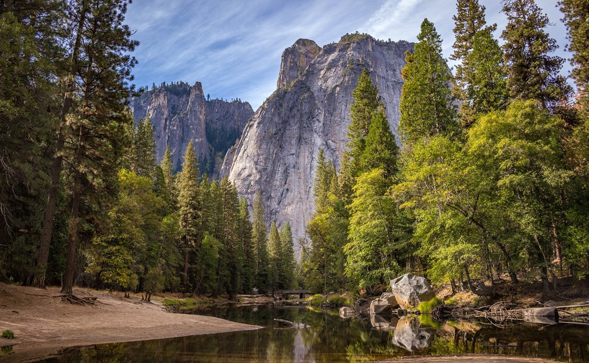 Parque Nacional de Yosemite, California, Tour, San Francisco,
