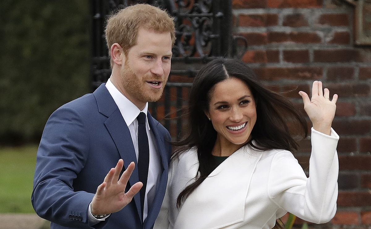 príncipe Harry, Meghan Markle,