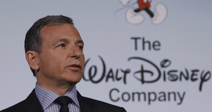 director ejecutivo de Disney, Robert Iger