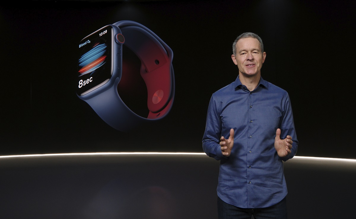 Smart Watch, Apple Event