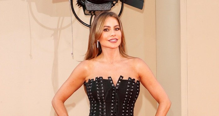 Sofía Vergara en estreno de Once Upon a Time in Hollywood
