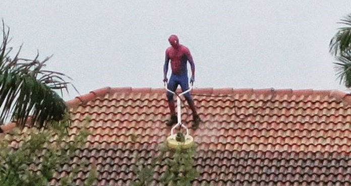 Spiderman, Florida,