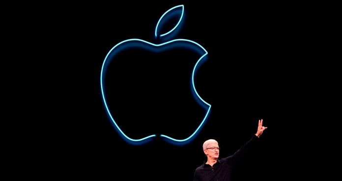 Tim Cook, apple,