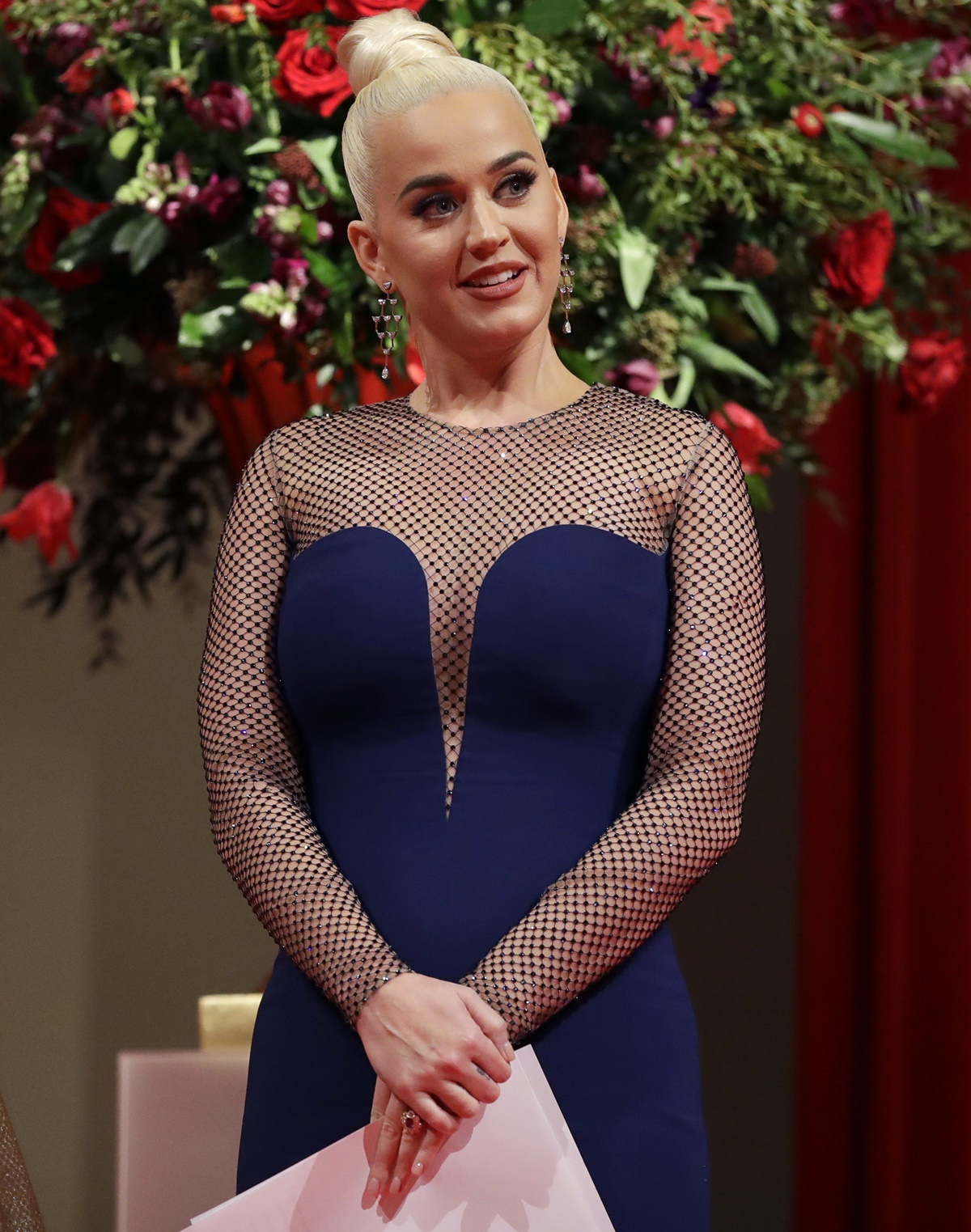Katy Perry, British Asian Trust,