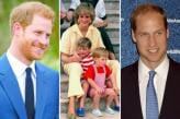 La complicada relación entre los príncipes William y Harry