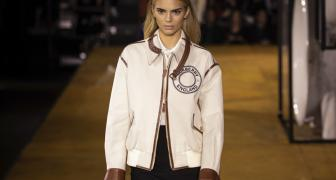 Kendall Jenner rubia, modelo, rubia, London Fashion Week