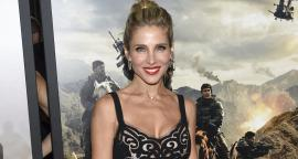 Elsa Pataky exudes elegance with look transparent in Madrid