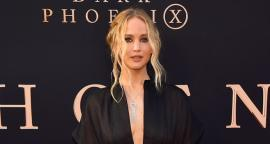 Jennifer Lawrence deslumbra con braless en estreno de X-Men: Dark Phoenix