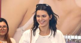 Kendall Jenner arrasa con atuendo braless y minishort en West Hollywood