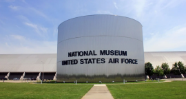 Conoce el National Museum US Air Force con este paseo virtual