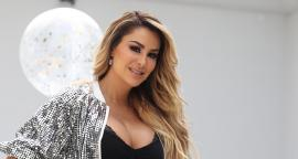 Ninel Conde, lights up curves and clash with the white bikini in Miami