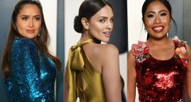 Eiza, Salma y Yalitza brillan en el 'after party' de los Premios Oscar