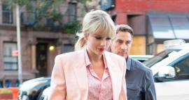Taylor Swift conquista Nueva York con glamour y mini short