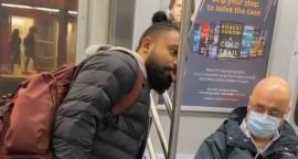 Video. Youtuber lame tubo de Metro de Nueva York en plena pandemia