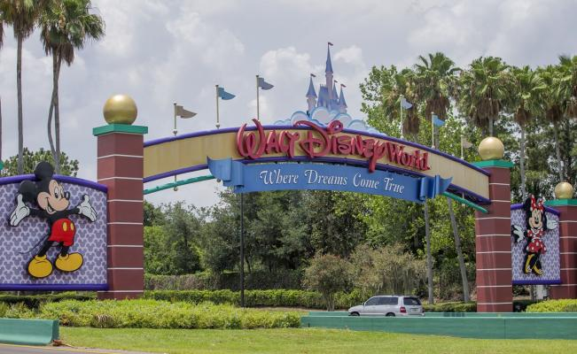 Horarios en Disney World