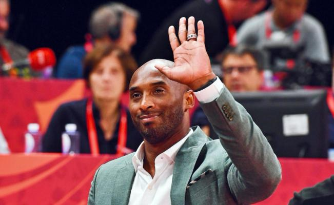 Kobe Bryant accidente