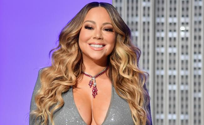 Mariah Carey, All I Want For Christmas Is You, Empire State Building,