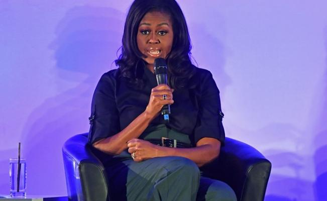 Michelle Obama tacha de racista a Donald Trump