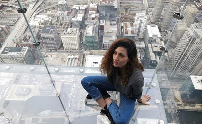 Skydeck en Chicago
