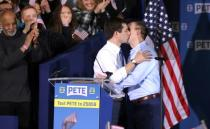 Pete Buttigieg, el alcalde de South Benda, Indiana
