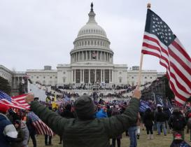 Manifestaciones en Washington DC