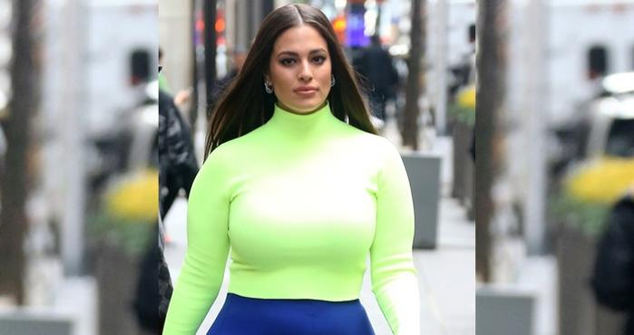 Ashley Graham en Nueva York