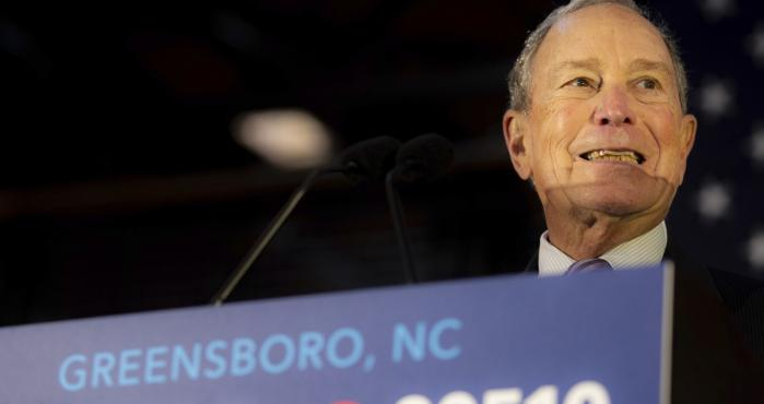 Michael Bloomberg, memes, redes sociales