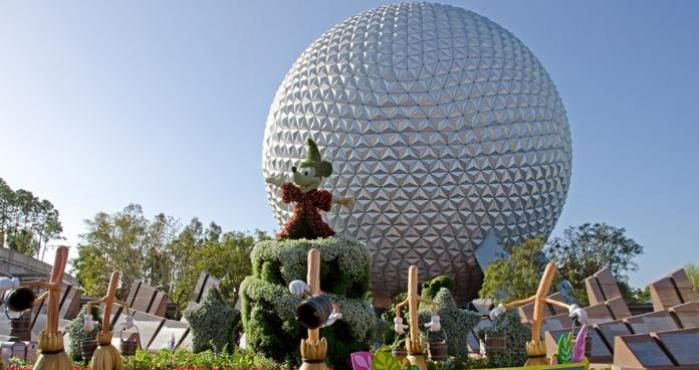 Epcot, Disney World, Orlando