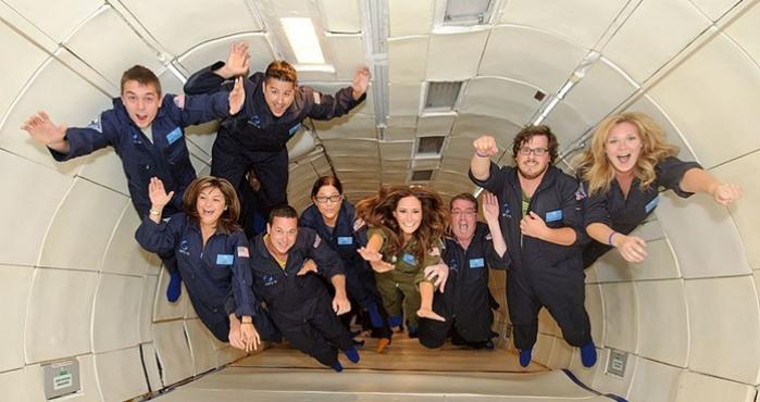 Experiencia Zero Gravity Flight