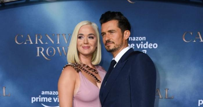 Katy Perry, Orlando Bloom,