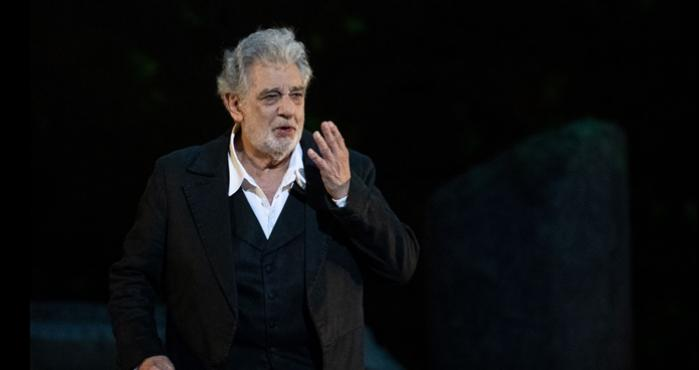 El tenor Plácido Domingo, acusado de acoso sexual